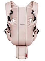 Рюкзак-кенгуру Baby bjorn Carrier Original розовый/серый. Новинка 2016