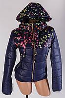Демисезонная куртка молодежная Гита оптом в розницу