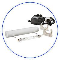 Ультрафиолетовая лампа, устанавливается к системам очистки питьевой воды. FUV-P4W_K