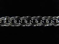 Серебряная цепочка ГАРИБАЛЬДИ (22-39 грамма)