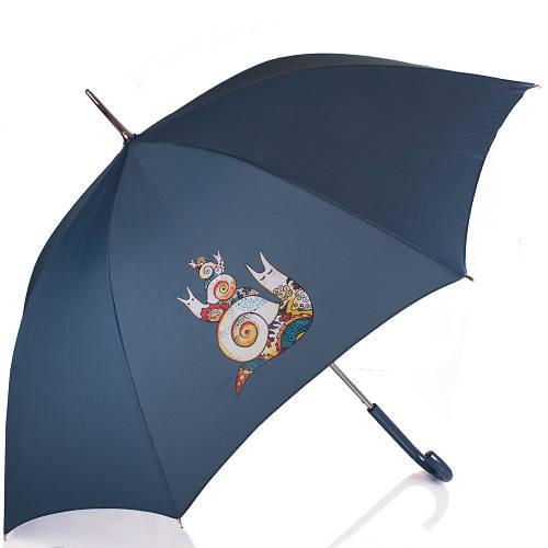 Роскошный женский зонт полуавтомат AIRTON (АЭРТОН), Z1627-13