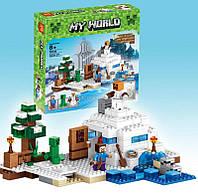 Конструктор Майнкрафт Lego Bela 10391