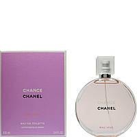 Женская туалетная вода Chanel Chance Eau Vive (Шанель Шанс Виве) 100 мл