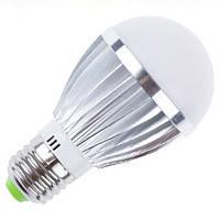 LED фитолампа для растений 7w(7x1w)