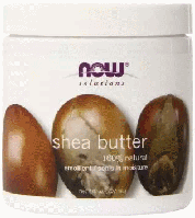 Масло Ши, Now Foods, Shea Butter, 7 fl oz (207 ml)