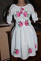 """Плаття для дівчинки """" Пісня троянд"""""""