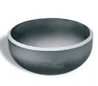Заглушка стальная эллиптическая Ду50