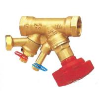 Клапан балансировочный ручной STAD-C Ду 15