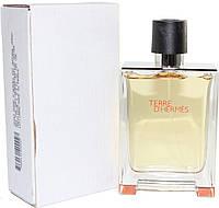 Мужская парфюмированная вода Hermes Terre De D`hermes tester 100 ml. ( Гермес Терри Гермес )