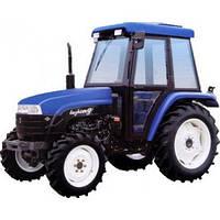 Мини-трактор ДТЗ 4504 (504) кабина с отоплением