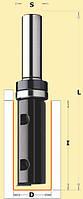 Фреза СМТ обгонная со сменными ножами D19-I49,5-L100-z1-d12, фото 1