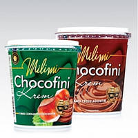 Шоколадная паста Chocofini Milimi 400 гр. Чокофини 400г