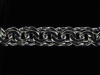Серебряная цепочка ГАРИБАЛЬДИ (60-93 грамма)