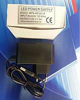 Блок питания 12 Вольт 1-А (12Watt), фото 1
