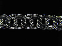 Серебряная цепочка ГАРИБАЛЬДИ (63-110 грамма)