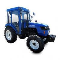 Мини-трактор Dongfeng DF 404 DCL (кабина с отоплением)