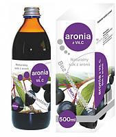 Сок аронии черноплодной натуральный, 500 мл
