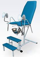Кресло гинекологическое с пневматическим приводом