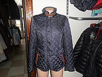 Куртка стеганнаяDivin синяя размеры ,48 50