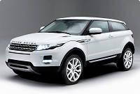 Брызговики оригинальные Range Rover Evoque Prestige 2011- комплект 4-шт.