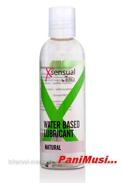 Лубрикант смазка для секса  XSensual Lubricant Natural 100мл. Натуральный