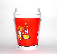 Портативная радио колонка - Стакан KFC, фото 1