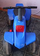 Детская игрушки-каталка Каталка-толокар  Квадроцикл Б/У