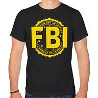 "Футболка ""FBI LOGO"""