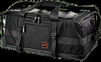 Функциональная дорожняя сумка 38 л. Gud Travel Bag, 004 черная