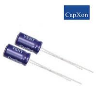 470mkf - 6,3v  GS 6,3*11  Capxon, 85°C