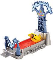 Хот Вилс Башня Hot Wheels Track Builder Flip Tower Stunt Pack