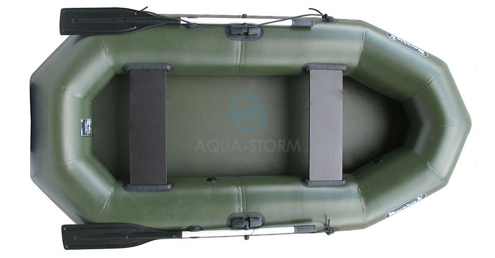 Лодка пвх надувная двухместная Storm ( шторм ) MК 240