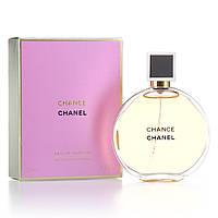 Женская парфюмированная вода Chanel Chance (неожиданный, игристый, романтичный аромат)