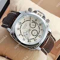 Механические наручные часы Слава Созвездие Mechanic Silver/White-silver 2643