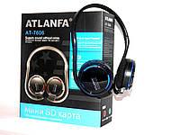 Наушники беспроводные ATLANFA AT- 7606 MP3