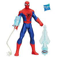 Игрушка Человек-Паук 25СМ, звук. и свет. эффекты - Spiderman, Hasbro