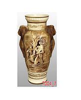 Ваза напольная керамическая Дора жемчуг (7004-7).