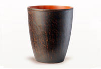 Глиняний стакан димлений (глиняний посуд)