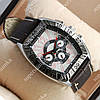 Элегантные наручные часы Слава Созвездие Mechanic Silver/White-black 2647