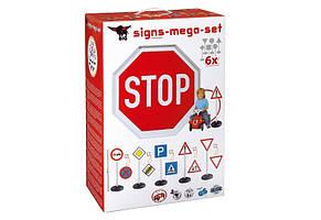 Дорожные знаки игровой набор Big 1198, фото 3