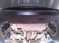 Защита двигателя Hyundai Tucson 2004- (Хундай Туксон)
