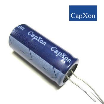 3300mkf - 63v  GS 22*41  Capxon, 85°C