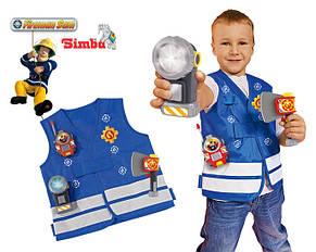 Жилет Пожарный Сэм с аксессуарами Simba 9250745, фото 2