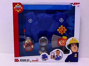 Жилет Пожарный Сэм с аксессуарами Simba 9250745, фото 3