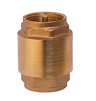 Обратный клапан 1/2 с латунным  штоком (Sandi Plus - Китай)