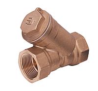Фильтр для воды SD Forte усиленный косой (гайка-гайка) 1/2 (3051A) (Sandi Forte - Китай)