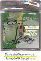 Крючки рыболовные Cobra iseama, №4
