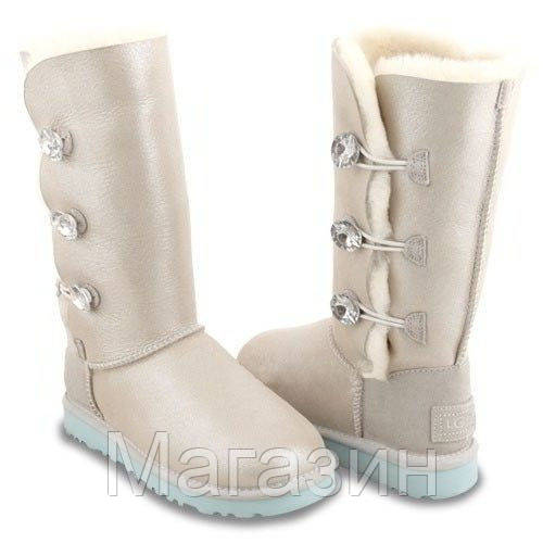 угги Ugg Bailey Button Triplet