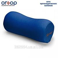 Ортопедическая подушка-валик под голову Qmed Head Pillow КМ-12