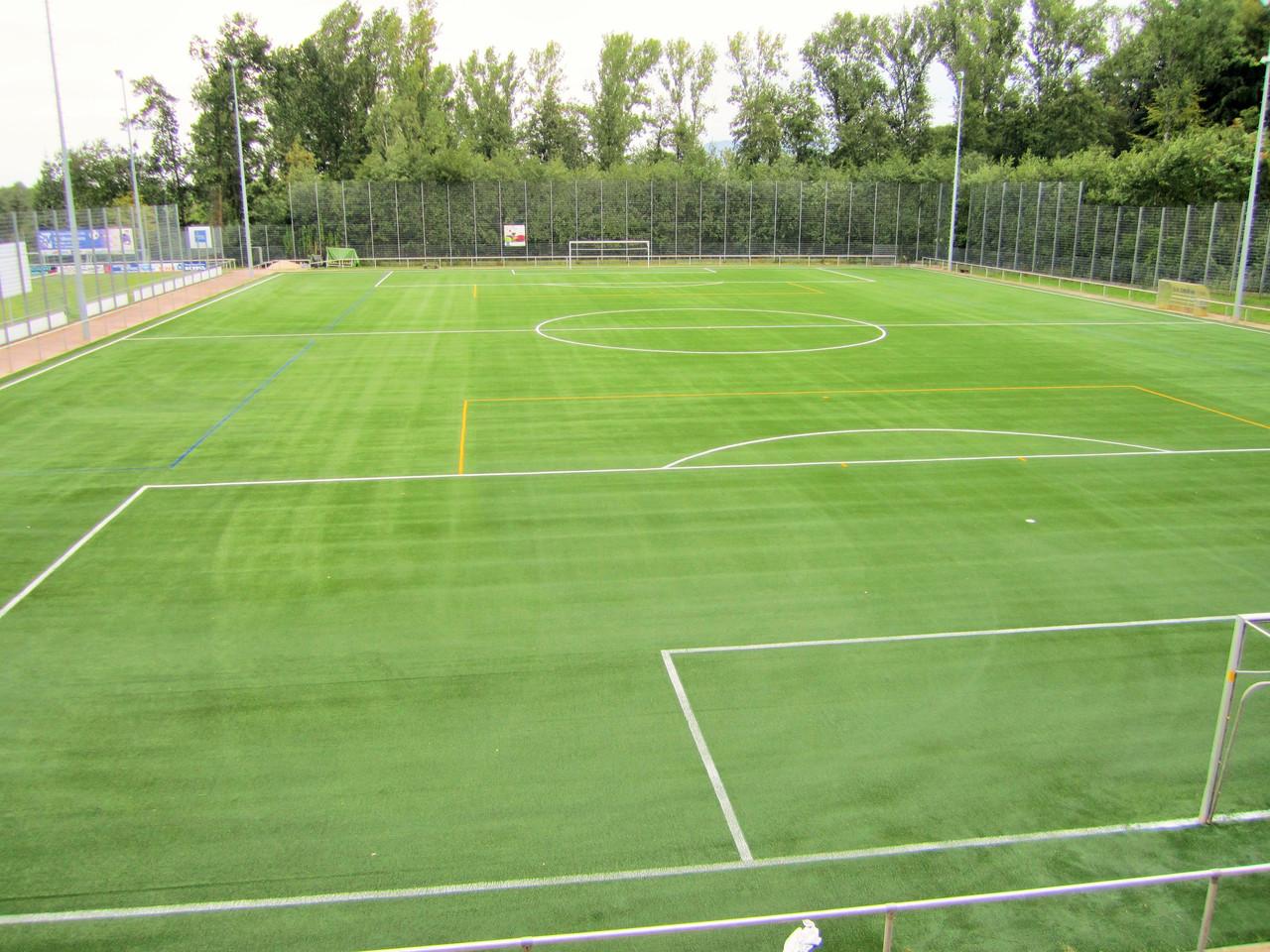Строительство футбольных полей, под ключ!